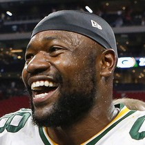 Ty Montgomery ready to take the next step photo