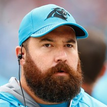 Ryan Kalil (neck) is expected to play in Week 7 photo
