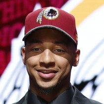Josh Doctson catches a touchdown on Sunday photo