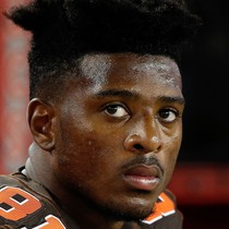 Rashard Higgins (knee) inactive for Sunday Night Football photo