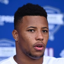 Saquon Barkley missed practice Thursday photo