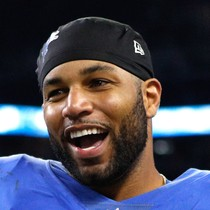 Golden Tate expected to miss multiple weeks photo