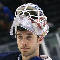 Cam Talbot wins OT bout against Coyotes photo