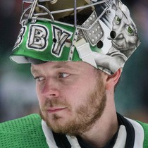Anton Khudobin allows two goals Tuesday versus Tampa Bay photo