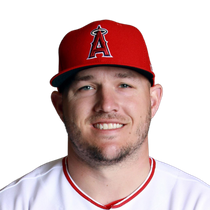 Mike Trout sits out season finale photo