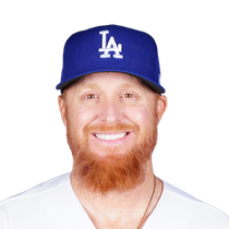 Justin Turner collects two hits Thursday  photo