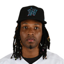 Jose Urena strikes out three photo
