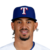 Ronald Guzman (knee) placed on 10-day IL photo