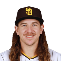 Mike Clevinger left off playoff roster photo