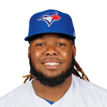 Vladimir Guerrero Jr. officially called up to start in tonight's game photo