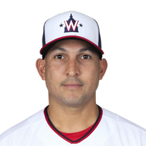 Paolo Espino allows one earned run in 5 1/3 innings against the Cubs photo