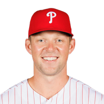 Rhys Hoskins gets first off day of season photo