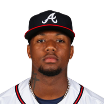 Ronald Acuna Jr. (wrist) will sit through this weekend photo