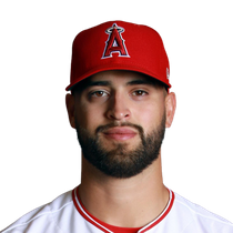 Patrick Sandoval leaves early with calf strain photo