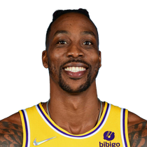 Dwight Howard scores 11 points during Lakers win photo