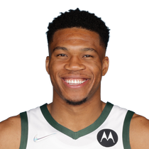 Giannis Antetokounmpo (calf) listed as probable for Game 3 on Saturday photo
