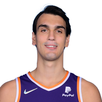Dario Saric drops 20 against the Spurs photo