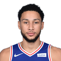 Ben Simmons scores 14 points in Saturday's win photo
