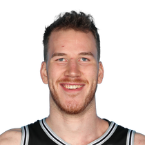 Jakob Poeltl collects fourth double-double of the season in Monday's loss photo