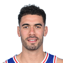 Georges Niang scores 18 points in Tuesday's win against the Thunder photo