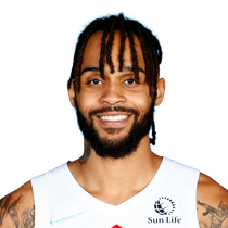 Gary Trent Jr. scores 22 points in loss to the Thunder photo