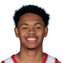 Anfernee Simons hits six three-pointers on Monday  photo