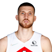 Svi Mykhailiuk scores 14 points in Wednesday's loss to Warriors photo