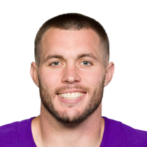 Harrison Smith comes up with two interceptiosn photo