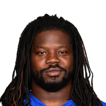 Damon Harrison active for Lions after trade from Giants photo