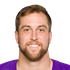 Adam Thielen (WR - MIN) - Adam Thielen (back) misses practice Wednesday