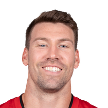 Cameron Brate totals 44 yards on Thursday night photo