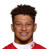 Headshot of Patrick Mahomes II