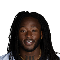 Alvin Kamara scores in Wild Card loss photo
