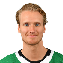 John Klingberg with an assist in Game 1's win over Colorado photo