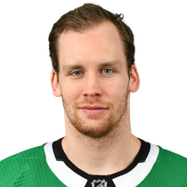 Radek Faksa with an assist in win over Avalanche photo