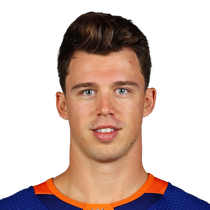 Anthony Beauvillier with a goal Tuesday versus Buffalo photo